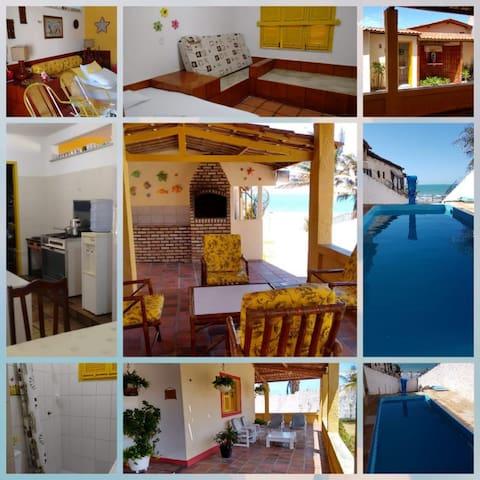 Casa maravilhosa, vale muito a pena!!!
