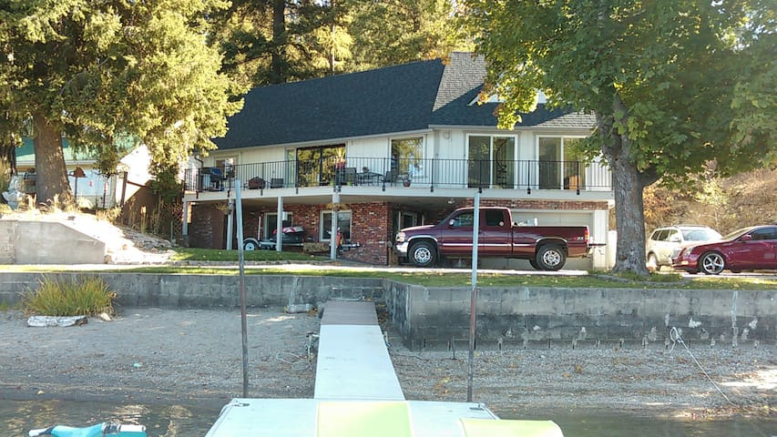 Relaxing at the lake, sleeps 4 - Newman Lake - Casa