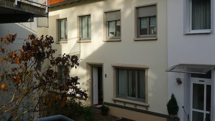 Zum Wohl, die Pfalz! Tolles Ferienhaus in Speyer!