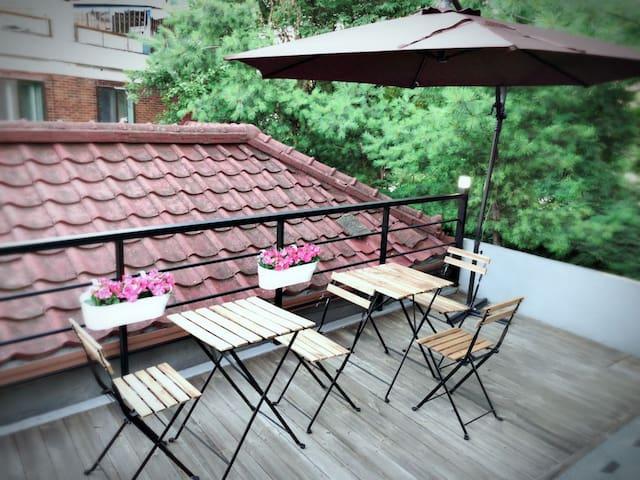 [1House] SEOUL STN / Rooftop / ROOM SEOUL 1987