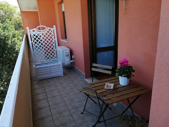 Residenza confort con vista a Montegrotto Terme