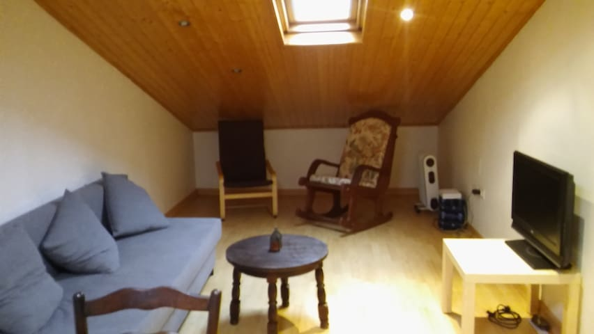 Attic apartment in central Lugo - Lugo - Apartment