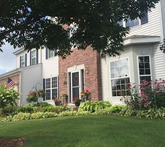 Close to Erin Hills Golf Course, 2017 US Open - Oconomowoc - บ้าน