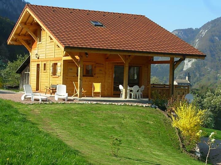chalet 8 pers. pres de  Morzine. Haute-Savoie