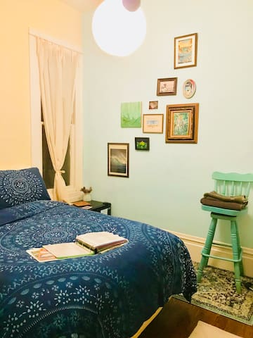 2018 Blue Room Layout