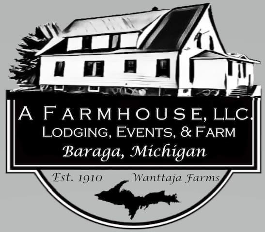 Beautiful historic Farmhouse nestled on 380 acres!