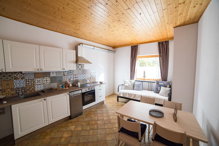 Apartment Lucia in House Agnes, Murau - Мурау - Квартира