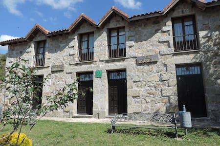 La Escuela casa rural - Las Herreras