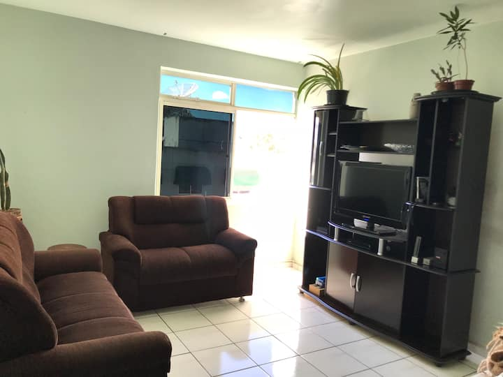 Apartamento mobiliado no Jundiaí