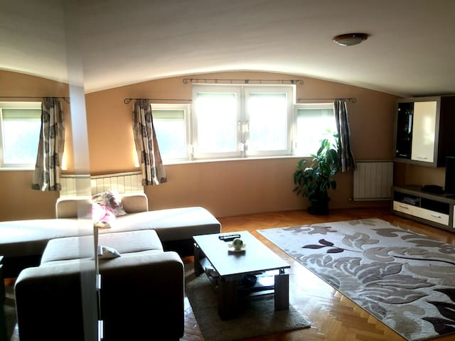 Lovely home near to the City Park - Budapest - Pis