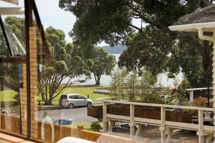 Puhinui Holiday Flat by the sea. - Snells Beach - Appartement