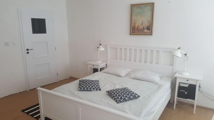 Retro apartmán v centru Brna
