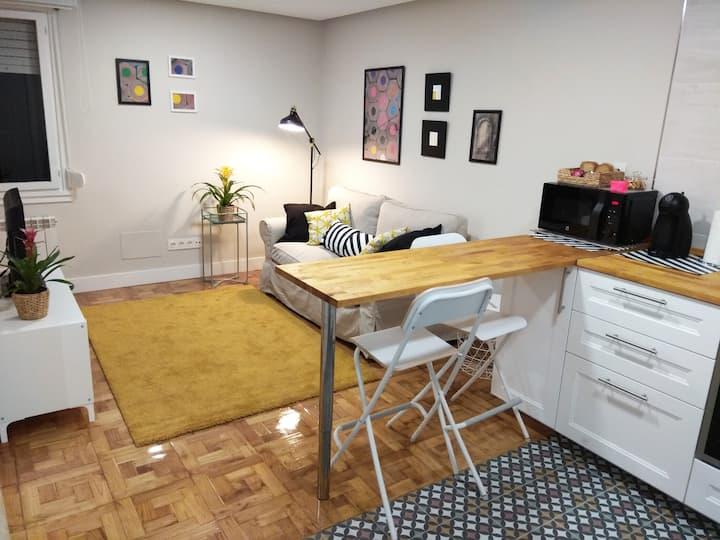 Apartamento cómodo y céntrico en Oviedo