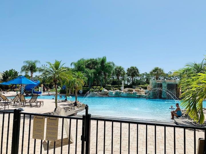 Long-Term Luxury Resort 4Bed/3Bath w/ Private Pool