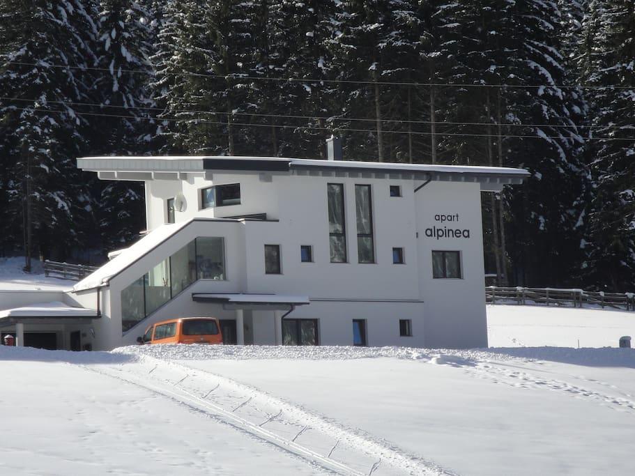 apart alpinea Winter