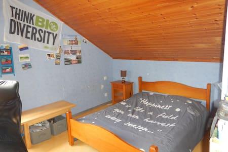 The Chapel's room - Pontarlier
