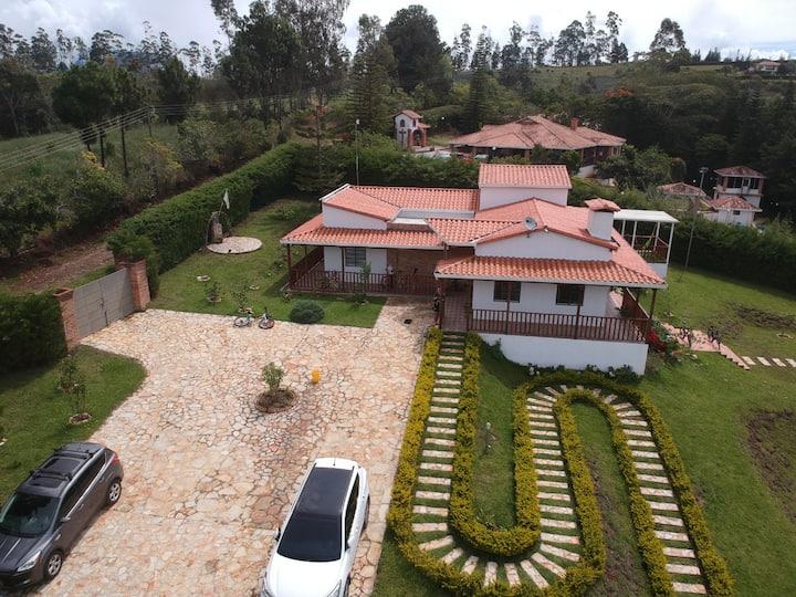 Casa de campo en Mesa de los Santos, Santander