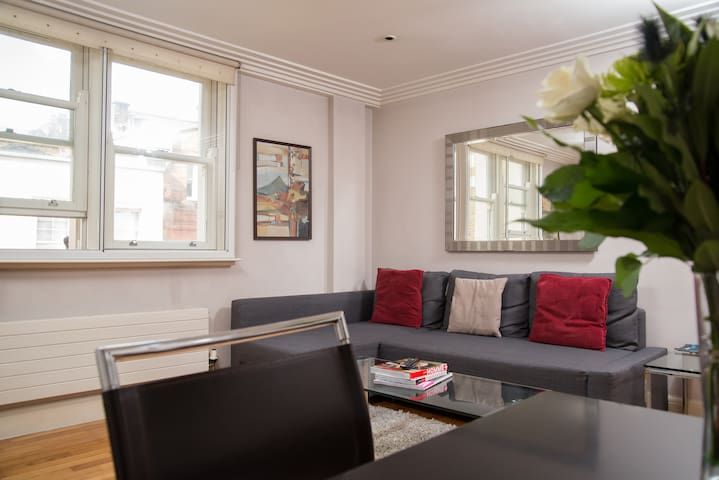 Entire stunning apartment in Covent garden - London - Leilighet