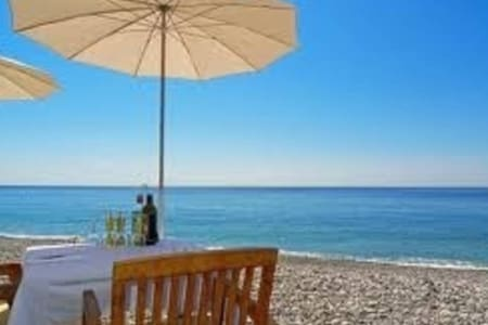 Chambre lumineuse Nice 5' plages - Nizza