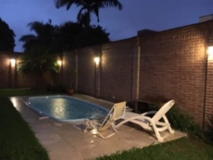 Casa en Tres Cerritos, habitación privada