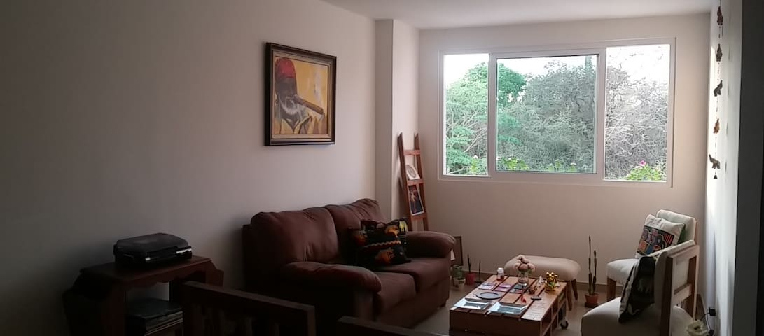 Nice room with Private bathroom and pool - Panamá - Apartmen