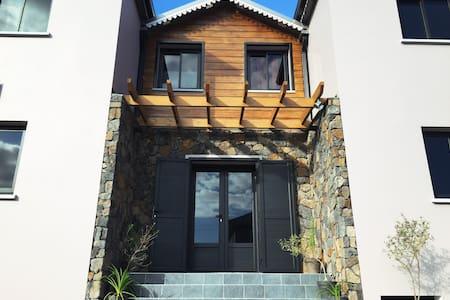 Villa Kazuera SPA Chambre Cascade - Cilaos - Byt se službami (podobně jako v hotelu)