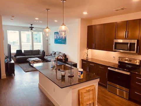 New Modern Cozy Apartment