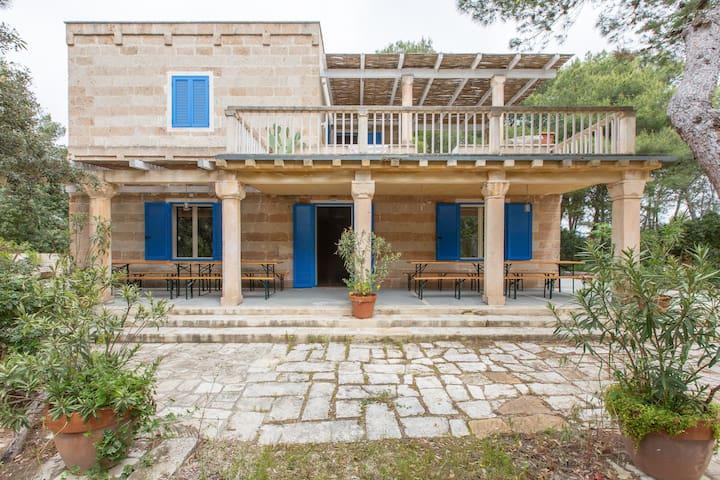 "Villa ""La Nunziatella"" - Salento Chidro"