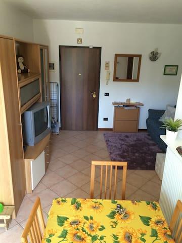 Ideale Venezia-Treviso-Padova treno - Preganziol - Appartement