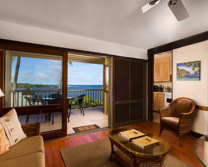 #103 Helani - Hana Kai Maui Ocean View 1 Bd