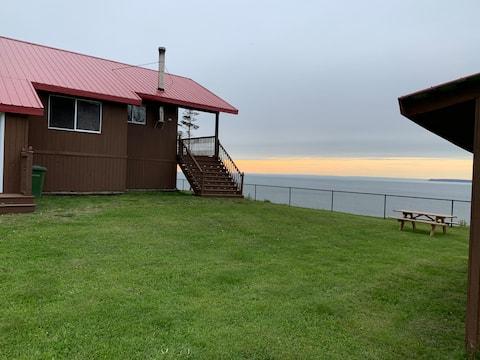 Bay of Fundy cottage