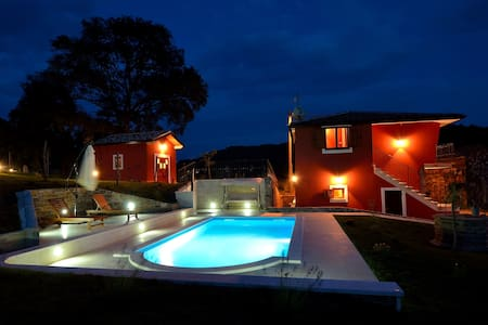 LUXURY VILLA WITH POOL! WINE ROOM! PLAYGROUND! - Buzet - Villa