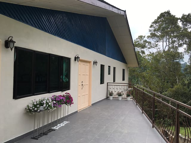 Mountain Lodge in the Janda Baik Highlands - Bentong - อพาร์ทเมนท์