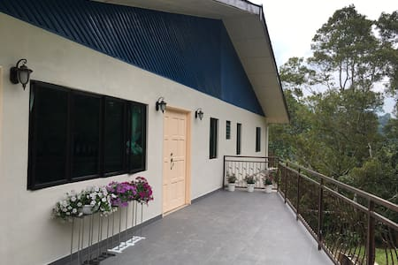 Mountain Lodge in the Janda Baik Highlands - Bentong - Apartment