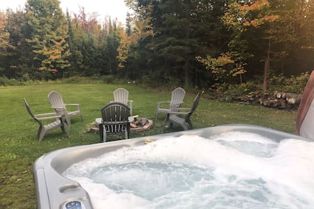 Hot tub house- White Pine, Mi