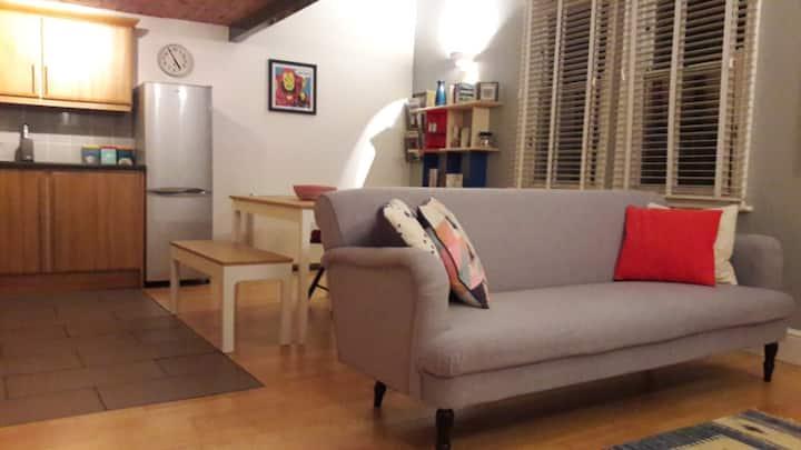 Leeds City Centre Loft style apartment