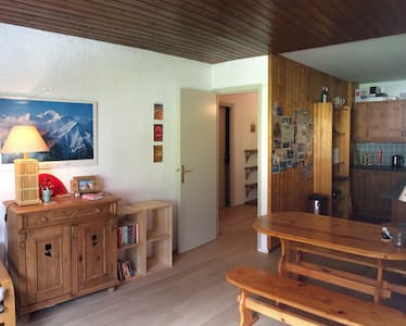 Apartment in central Chamonix - Chamonix-Mont-Blanc