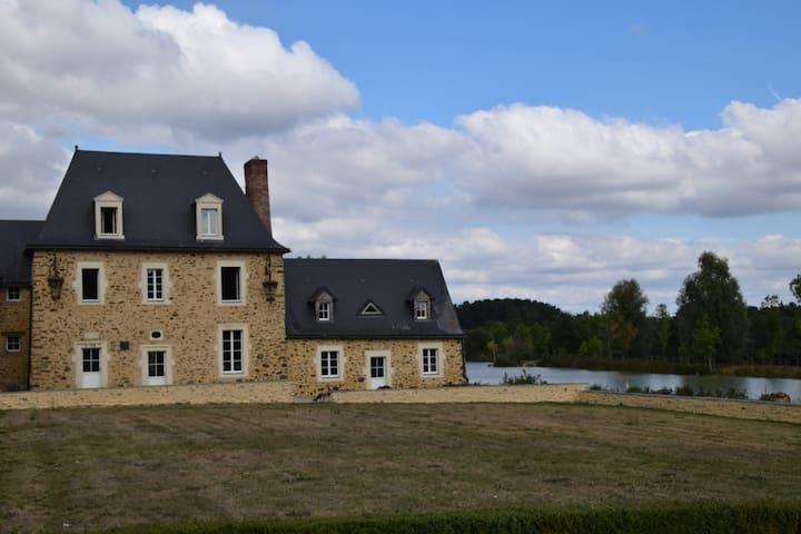 Chambre Soleil Levant - La Françoisière