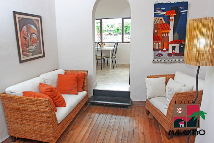 Lovely apartment in colonial Cuenca - Cuenca - Bed & Breakfast