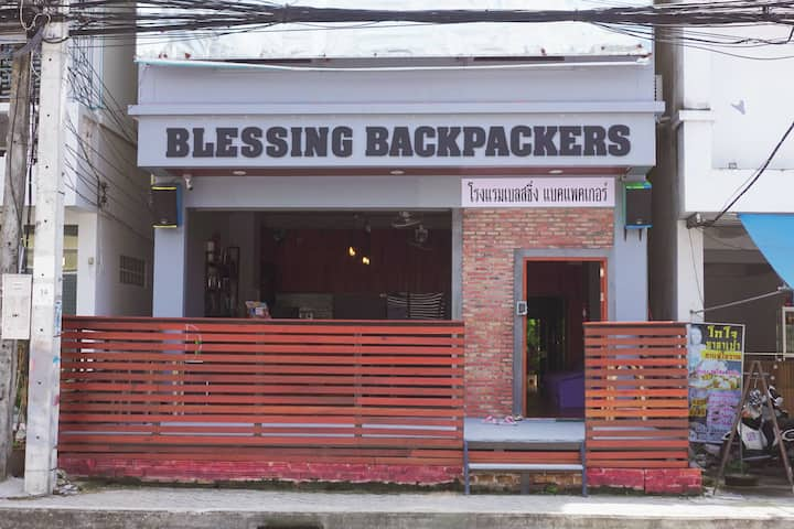 Blessing Backpackers hostel