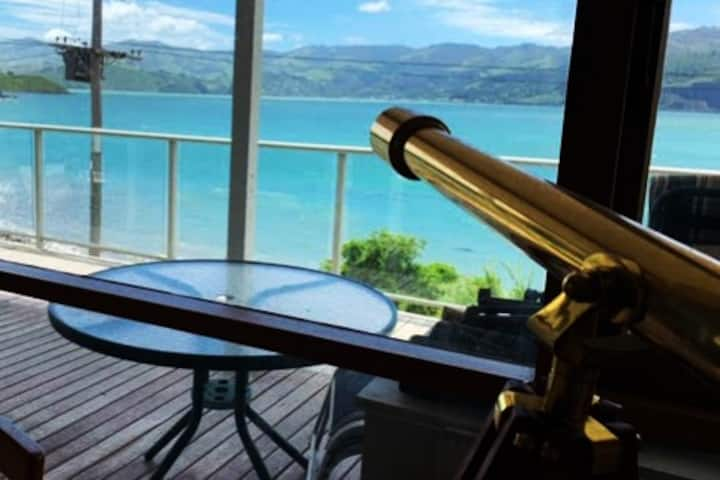 Wainui Waterfront - Piwakawaka Retreat