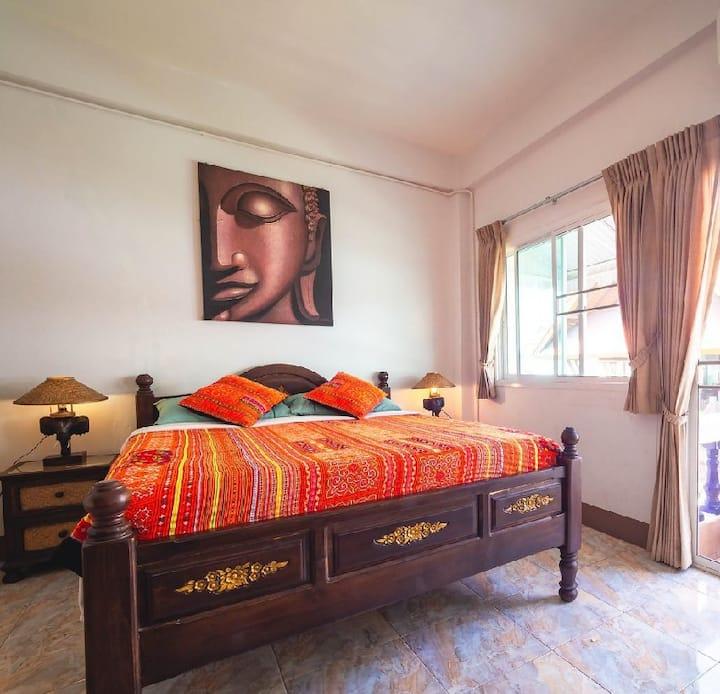 @Oldcity&nearwalkingstreet#Private&Clean&Largeroom