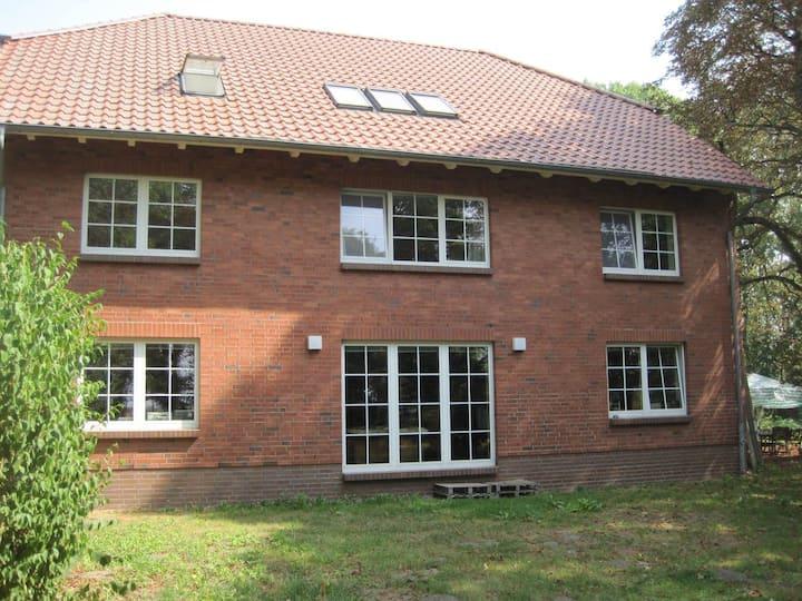 Ländliche 1-Raumwohnung in der Nähe von Rostock