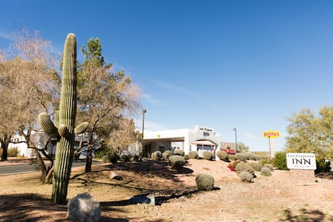 Boutique Hotel in the Beautiful Wickenburg, AZ