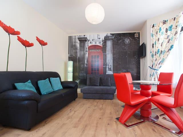 One Bedroom flat 62d