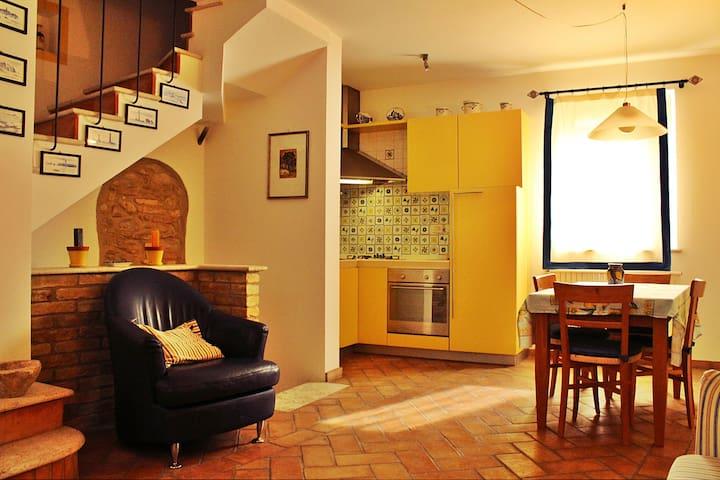 La casa del borgo - San Benedetto del Tronto - Talo