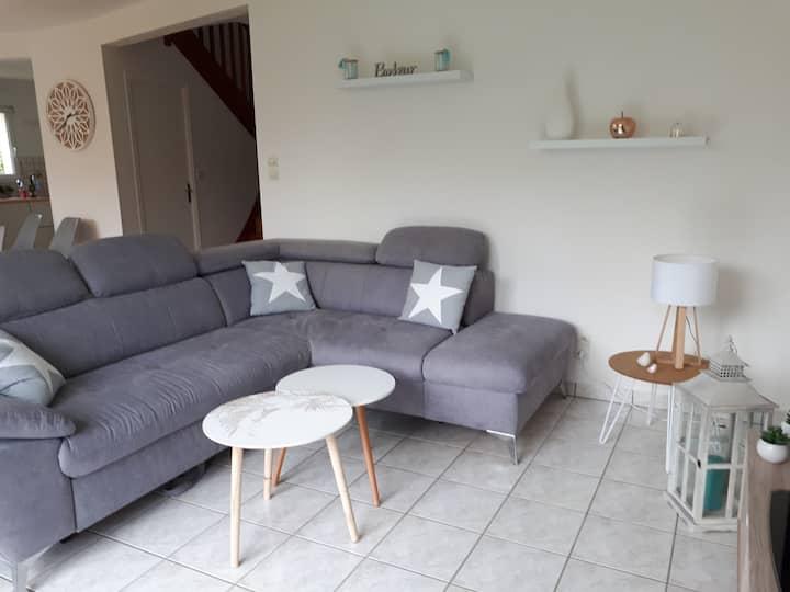 Maison de vacances entièrement rénovée tt confort