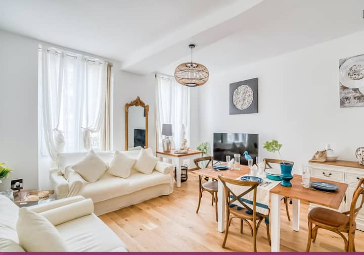 Beautiful, bright apartment - Place de la Bastille