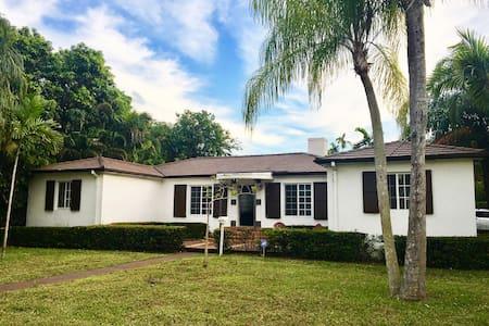 Entire home in Sunset - Miami - Dom