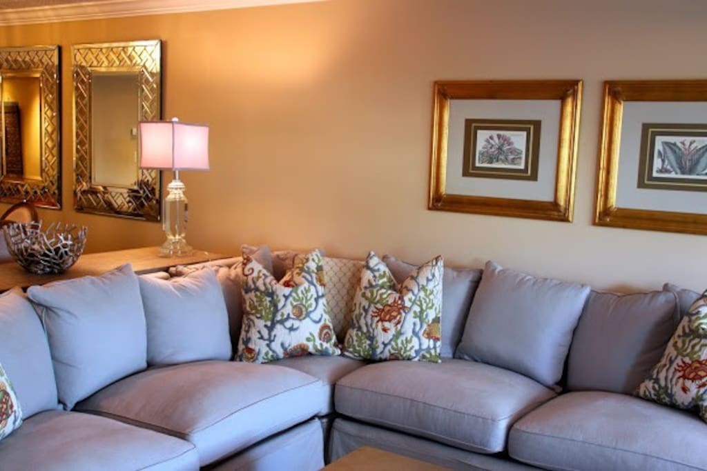 Large lovely living room